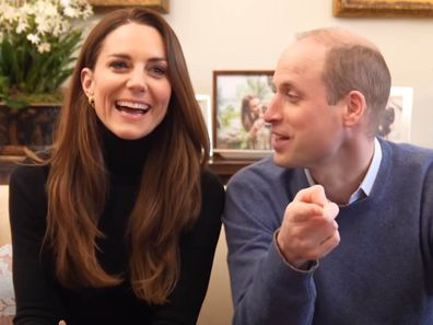Prince William and Kate Middleton on YouTube