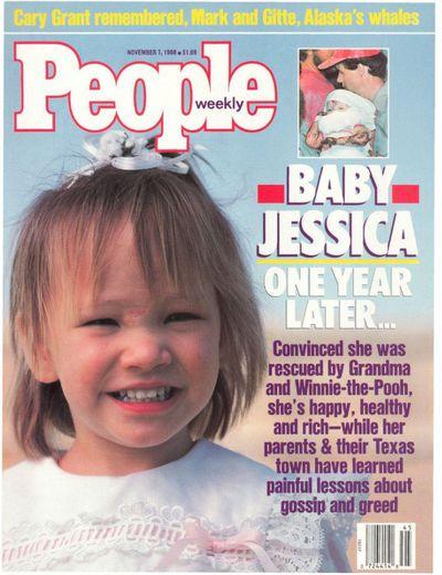 Baby Jessica McClure