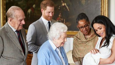 Meghan Markle and Prince Harry Thanksgiving plans with Doria Ragland