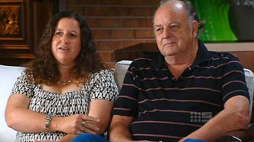 Father-daughter couple Jenny and John Deaves go public with their relationship. (60 Minutes)