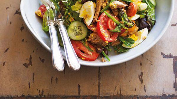 Damien Pignolet's salade Niçoise