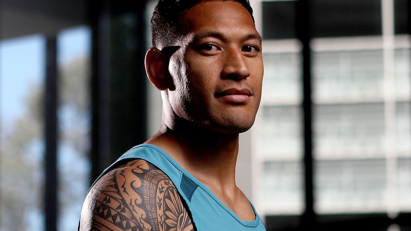 Folau reminded of his responsibilities
