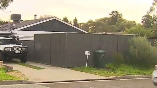 Police confirmed they attended a home in Aberfoyle Park, Adelaide.
