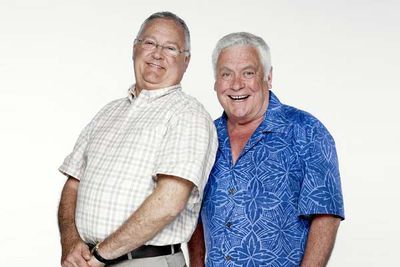 Their bromance is almost as old as they are, but it hasn't always been smooth sailing for Ramsay Street stalwarts Harold and Lou, especially when there's a woman involved (we're looking at you, Madge). You can't question the strength of friendship when one, Harold, donates a kidney to save the other's life.