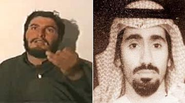 Abd al-Rahim al-Nashiri is a Saudi Arabian citizen alleged to be the al-Qaeda mastermind of the bombing of the USS Cole and other maritime terrorist attacks. (Supplied)