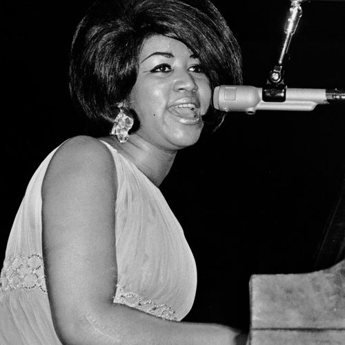 "Franklin's family has paid tribute to the singer as their ""matriarch and rock""."