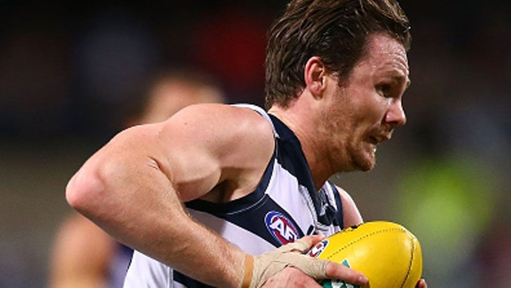 Dangerfield stars as Cats beat Dockers