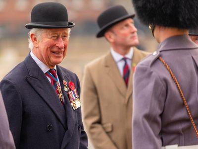 Prince Charles celebrates his 72nd birthday