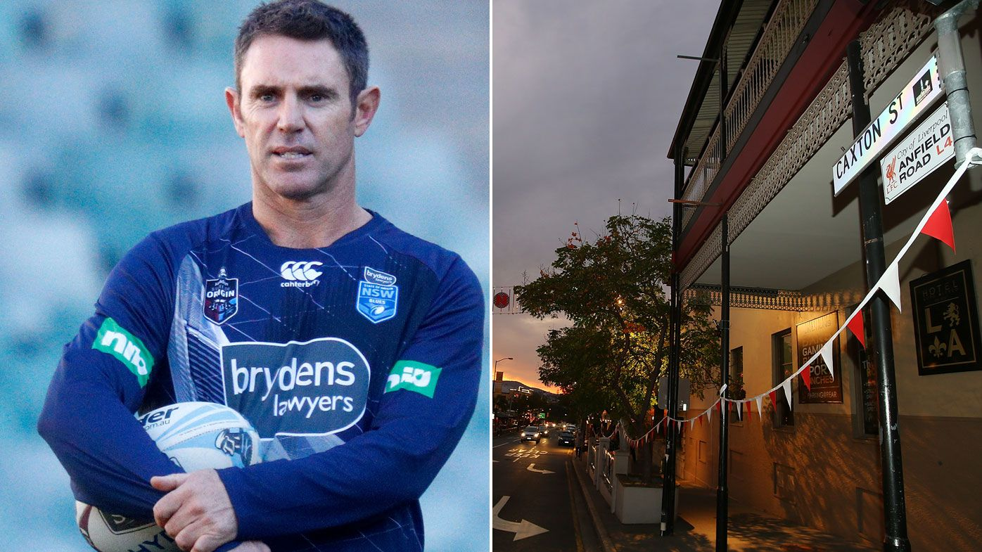 NSW coach Brad Fittler rules out pre-game Caxton St walk