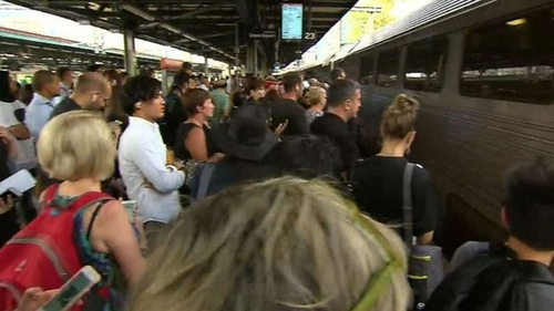 There are fears the strike would cripple the train network.
