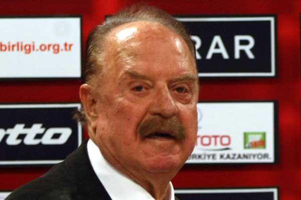 Turkish football coach
