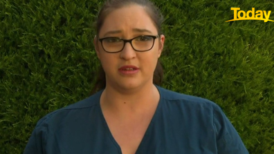 Felicity Button woke up to find $11,000 had disappeared from her account due to the Robodebt scheme.
