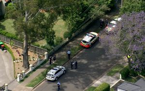 Two men hospitalised after shooting at home in Sydney's North Shore