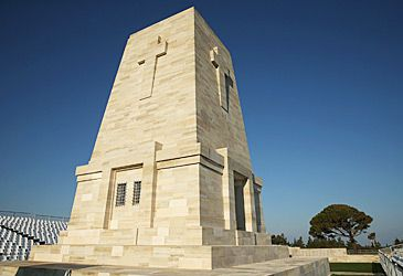 Daily Quiz: The Lone Pine Memorial commemorates which World War I campaign?