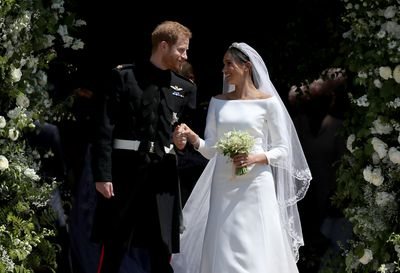 Royal wedding bands have one thing in common