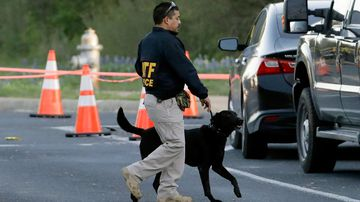 Serial bomber 'with a grudge' has Texas city on edge