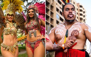Sydney celebrates a colourful 2020 Mardi Gras