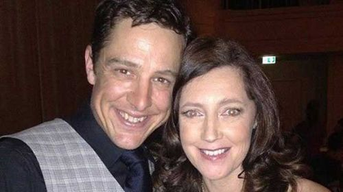 """Actor Samuel Johnson, a friend of Ms Ristevski, has described her as a """"community champion""""."""