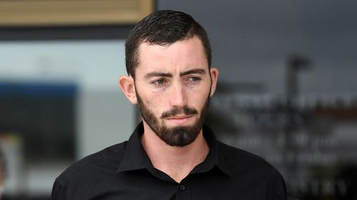 Adrian Murray has been jailed over the death of Josiah Sisson. (AAP)