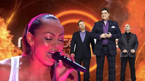 Has <i>MasterChef</i> been drowned out by <i>The Voice</i>?
