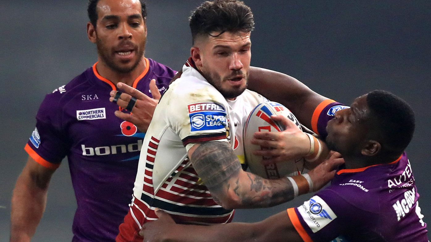 Wests Tigers snag Super League star Oliver Gildart in latest raid on UK stocks
