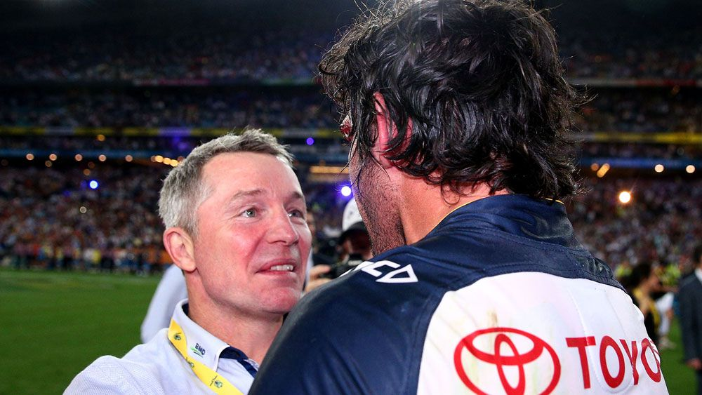 Walters awaits after Green rejects Maroons