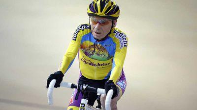 <p>Oldest centenarian cyclist</p>