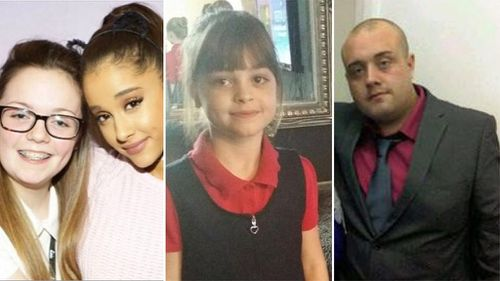 Georgina Callander, Saffie Rose Roussos and John Atkinson were among those who were killed in the Manchester Arena attack.