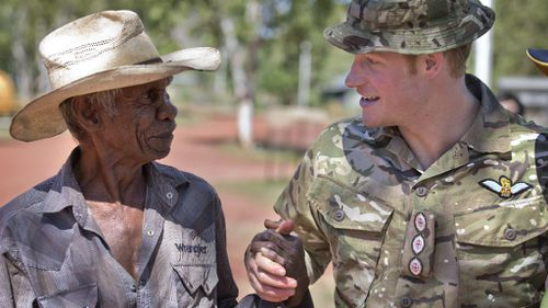 Prince Harry to return briefly to UK post-Gallipoli centenary
