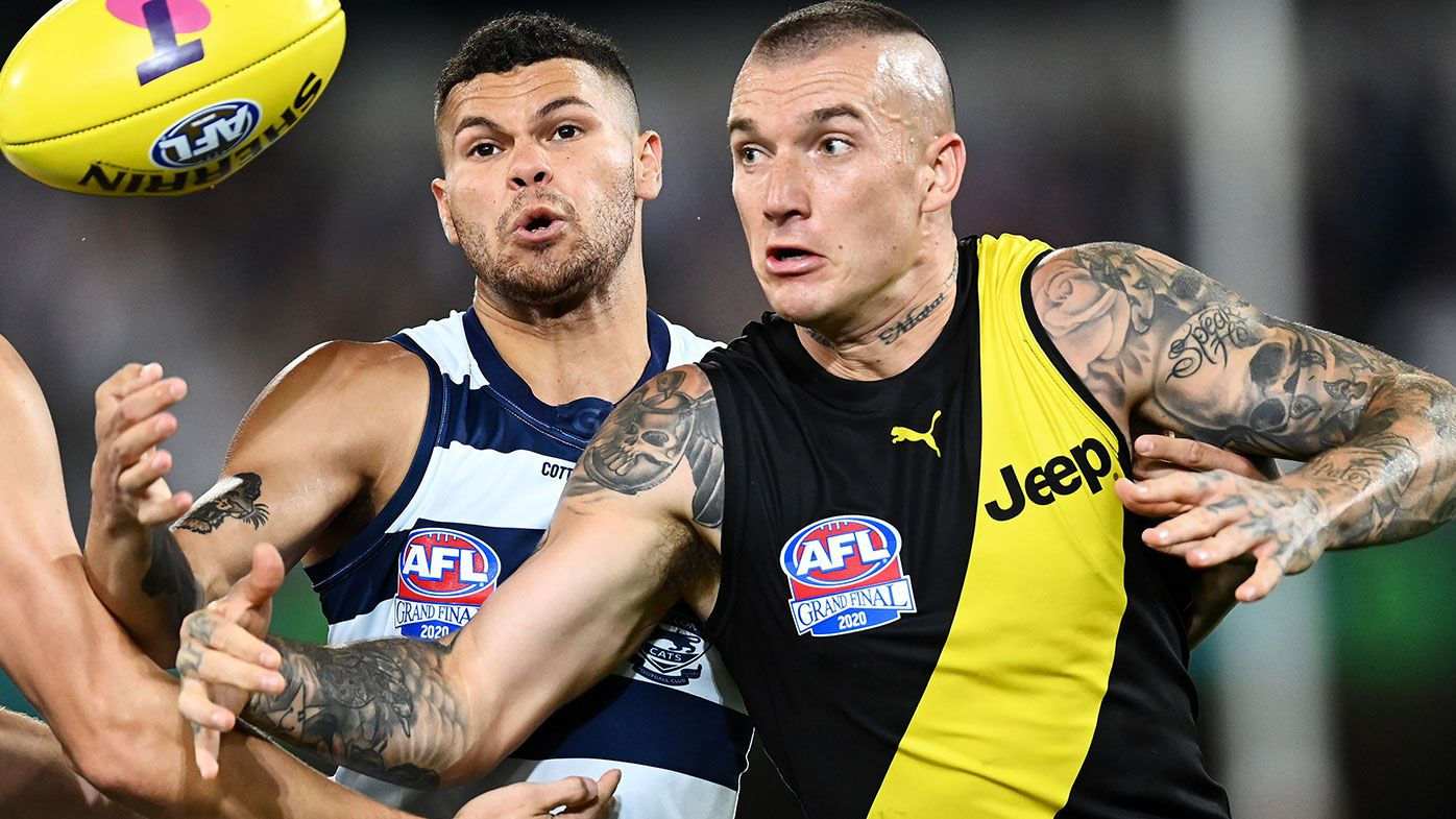 2020 AFL Grand Final - Richmond v Geelong