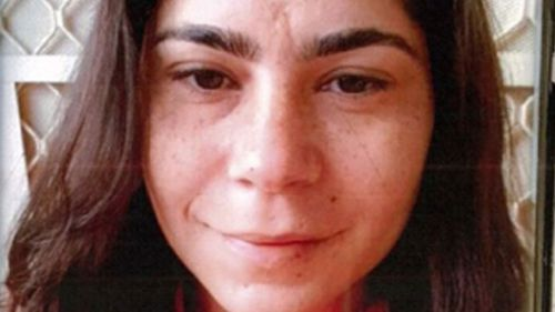 Young mother Ozlem Karakok, 34, was allegedly drowned by her partner (AAP).