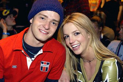 Britney split with <b>Justin Timberlake</b> amid rumours she had cheated on him. Justin's subsequent hit 'Cry Me A River', a song about a cheating ex, didn't help matters.