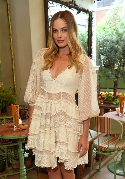 "<p><a href=""https://style.nine.com.au/2017/06/27/11/11/style_margot-robbie-beauty-secrets"" target=""_blank"" draggable=""false"">Margot Robbie</a> has gone from <em>Neighbours </em>to international stardom with starring roles in <em>The Suicide Squad</em> and <em>Tarzan</em> but she hasn't forgotten her Australian roots, hosting an intimate dinner in London overnight to celebrate the launch of Zimmermann's flagship store in the English capital.&nbsp;</p> <p>Margot along with the much-loved Australian label's creative director Nicky Zimmermann entertained guests including leading stylist Christine Centenera, model Tali Lennox and photographer Candice Lake at the private members' club 5 Hertford St. &nbsp;</p> <p>As a red carpet favourite Margot now has access to every label, from Gucci to Valentino, but has been a longtime fan of Zimmermann's personality-packed collections. The label has also found favour with Beyonce and Kendall Jenner. </p> <p>In 2014 the Duchess of Cambridge wore Zimmermann to the Royal Easter Show in Sydney in 2014 but now with a Mayfair store close to her Kensington Palace digs we might see more Royal outings for the label.&nbsp;</p>"