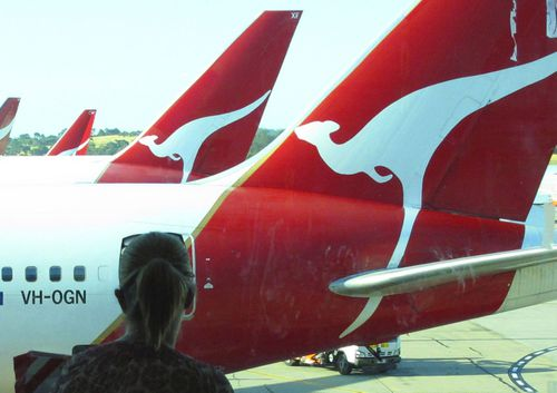 Qantas is the leader in the domestic airline market.
