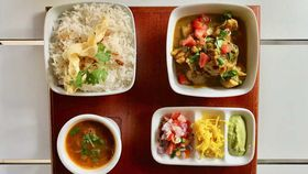 Mauritian chicken and prawn curry recipe