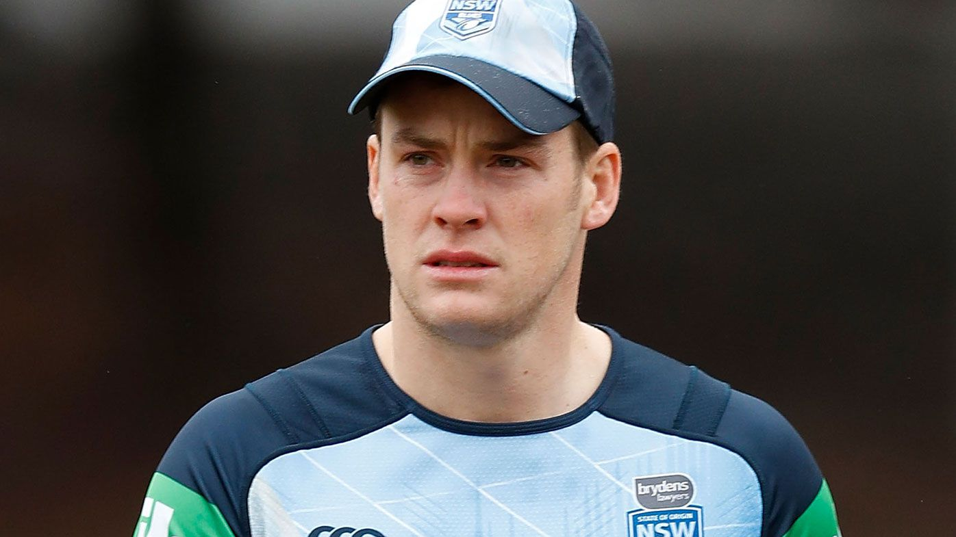 Luke Keary will line up for the Blues in the 2020 State of Origin opener. (Getty)