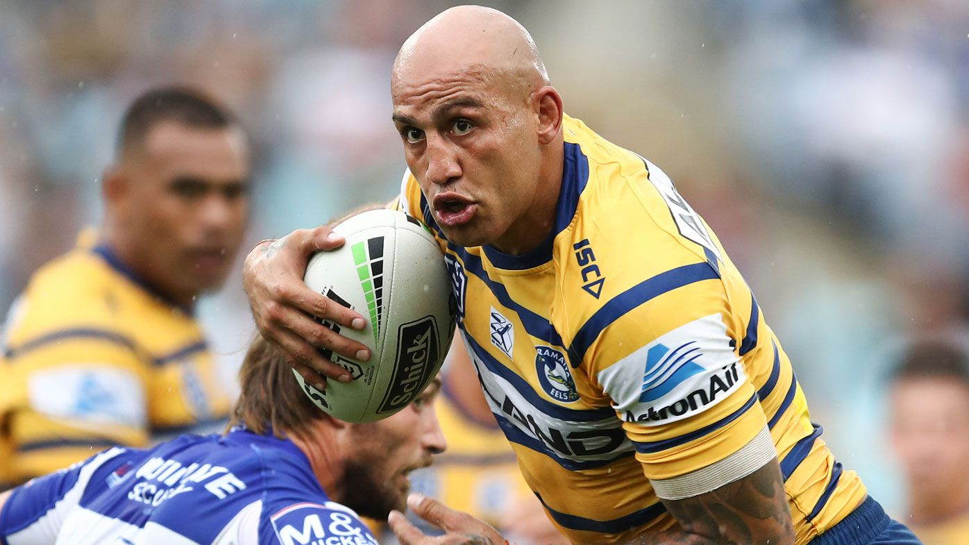 Peter Sterling lauds Parramatta recruitment, rates Blake Ferguson NRL's form player