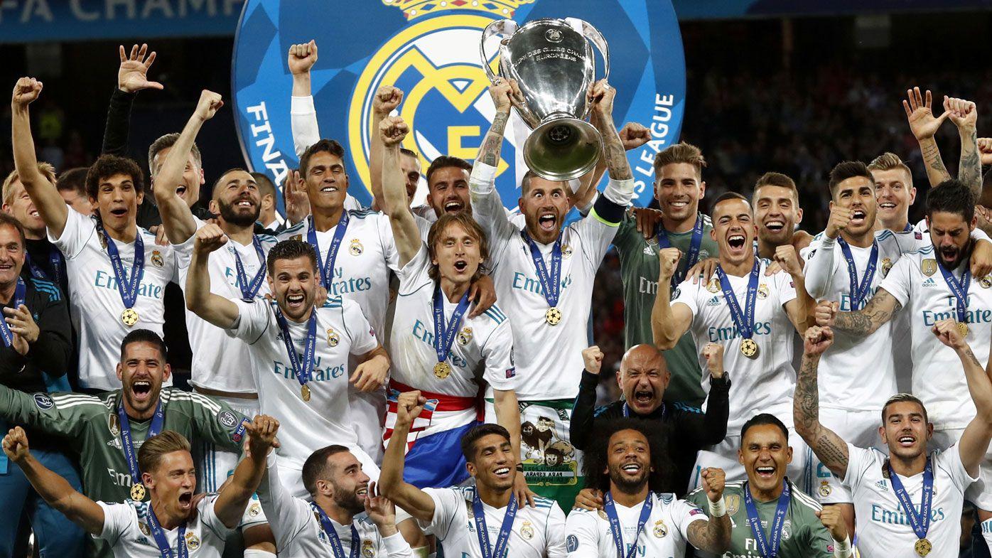 Europe football 'Super League' plan leaked