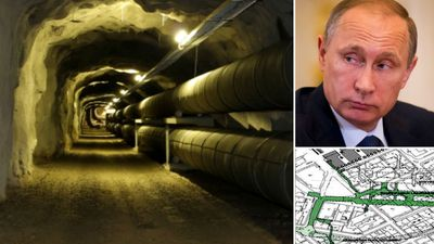 Underground Helsinki bunkers ready for Russian invasion
