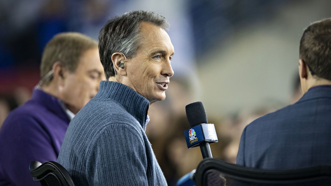 NFL commentator Cris Collinsworth apologises for comments about female fans