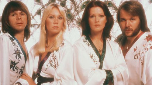 Abba have announced they're recorded two new songs. (Getty)