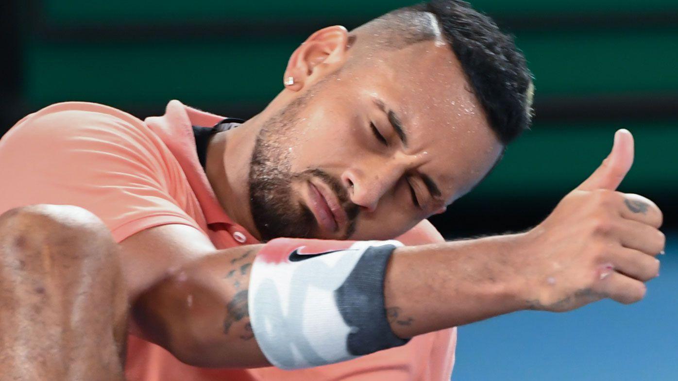 Nick Kyrgios baits Novak Djokovic with cheeky Instagram post