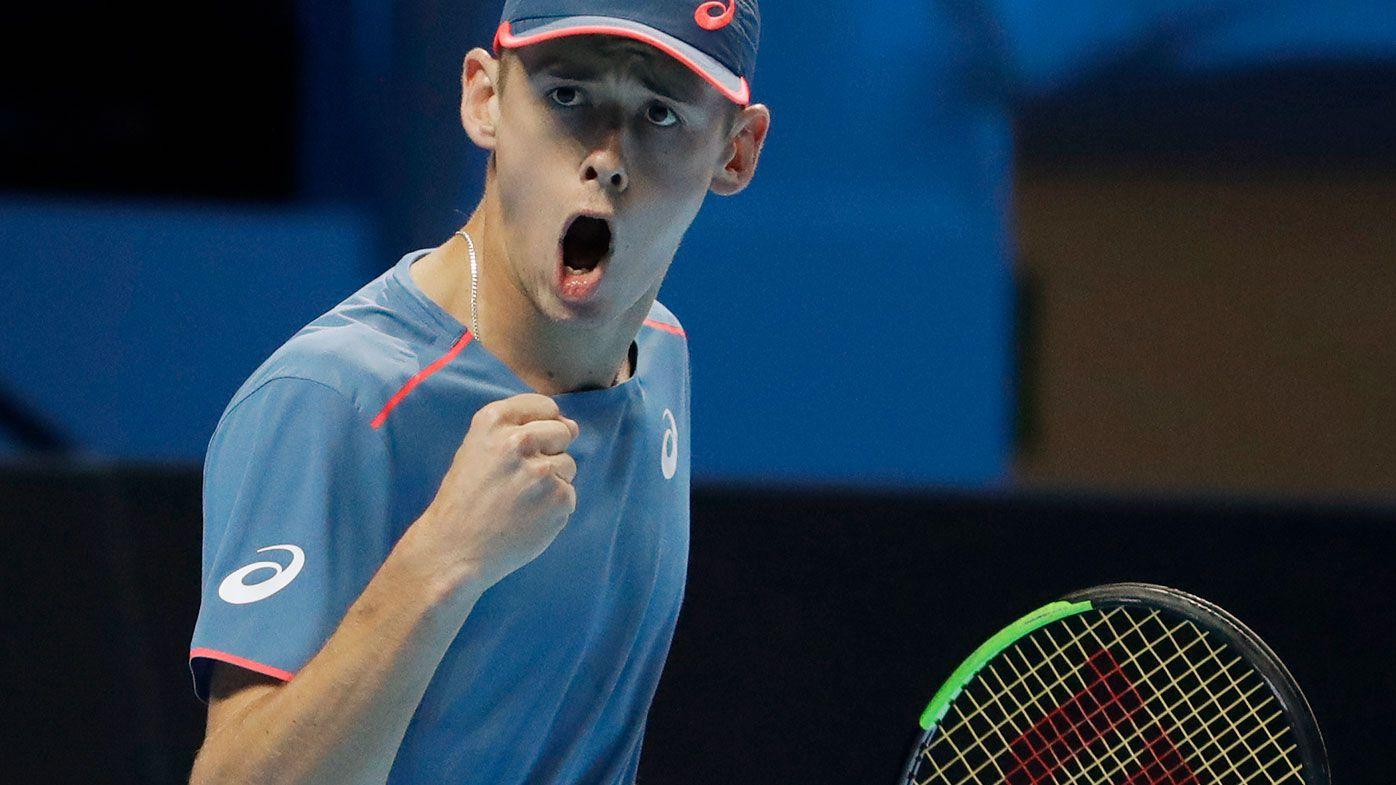 De Minaur ready for Nadal challenge