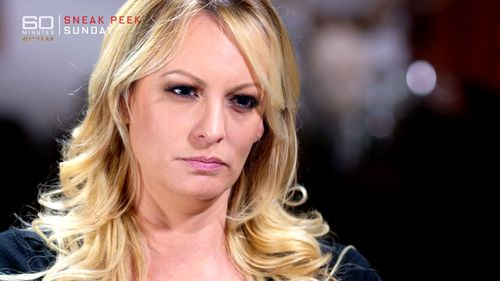Stormy Daniels talks to 60 Minutes about her night with Donald Trump.