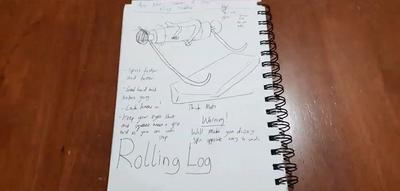Rolling Log
