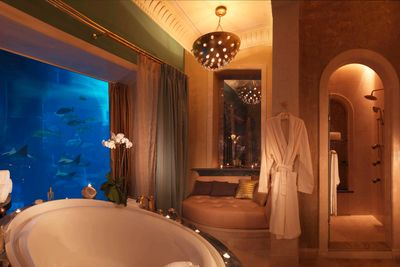<strong>Underwater Suites at Atlantis The Palm, Dubai </strong>