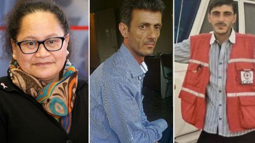 Louisa Akavi was captured alongside aid workers Alaa Rajab and Nabil Bakdounes and held hostage by IS in Syria back in 2013.