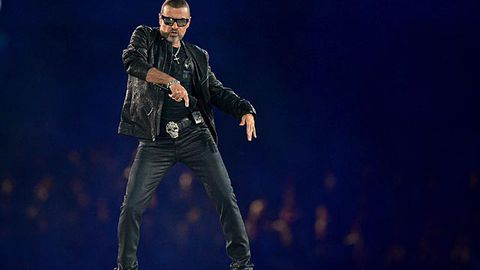 George Michael slammed for promoting new single at the Olympic closing ceremony