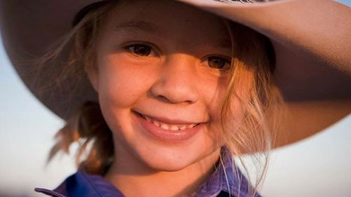 """Dolly"" Amy Jayne Everett was the former face of Akubra Hats. (Instagram)"