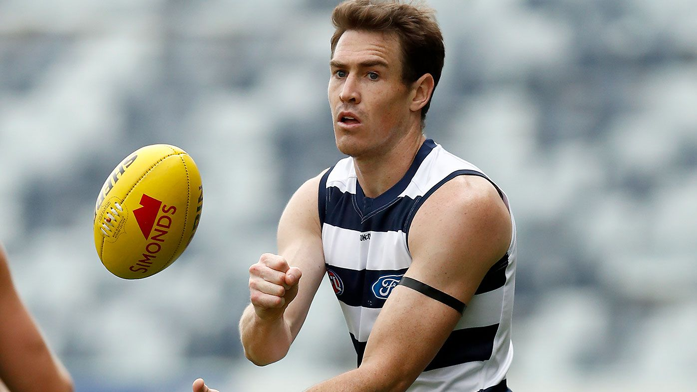 Huge blow for Cats to start season as star recruit Jeremy Cameron injures hamstring – Wide World of Sports
